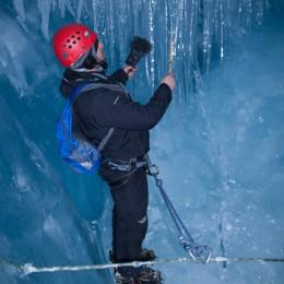 Antarctica – 02 – Crevasse