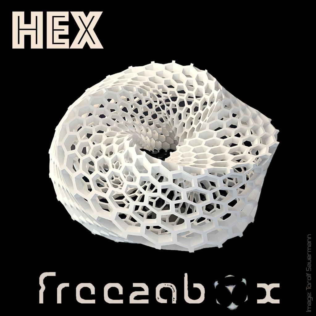 Hex Album Artwork